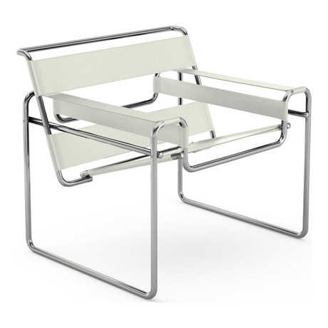 Wassily Chair in 2020 Wassily chair, Transparent chair