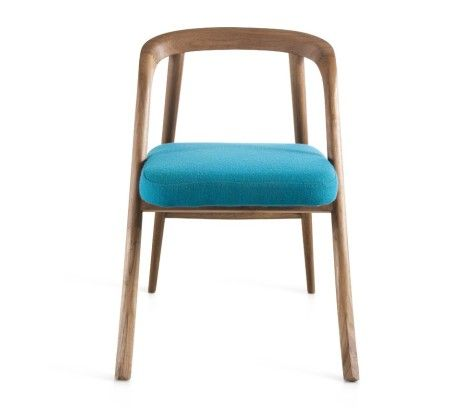 Organic Modernism Alma Chair Get Two Brass And Two Of These Furniture Pinterest