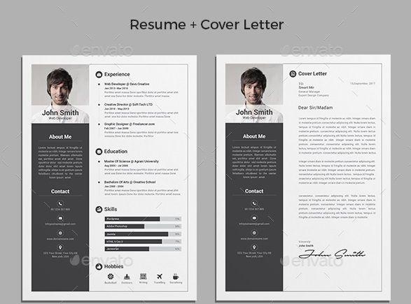 Resume Word BundleDesign Devisers Clean Resume Word Template - making a resume on word