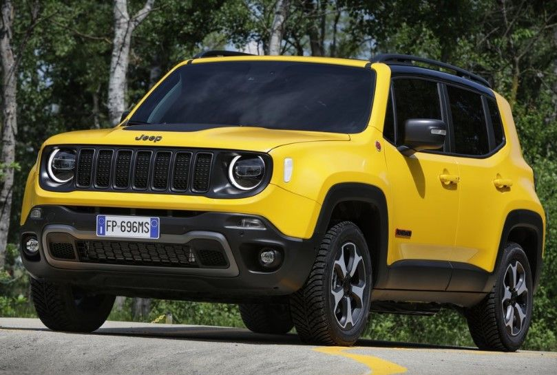 2020 Jeep Renegade Redesign Interior Engine Specs Jeep