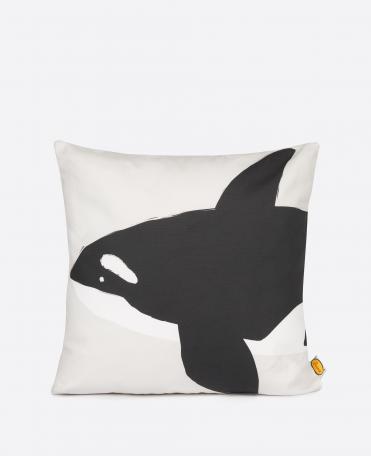 Anorak Orca Picnic Blanket
