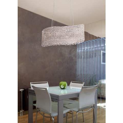 adali curve 25 1 2 wide clear crystal pendant chandelier y2425 rh pinterest com