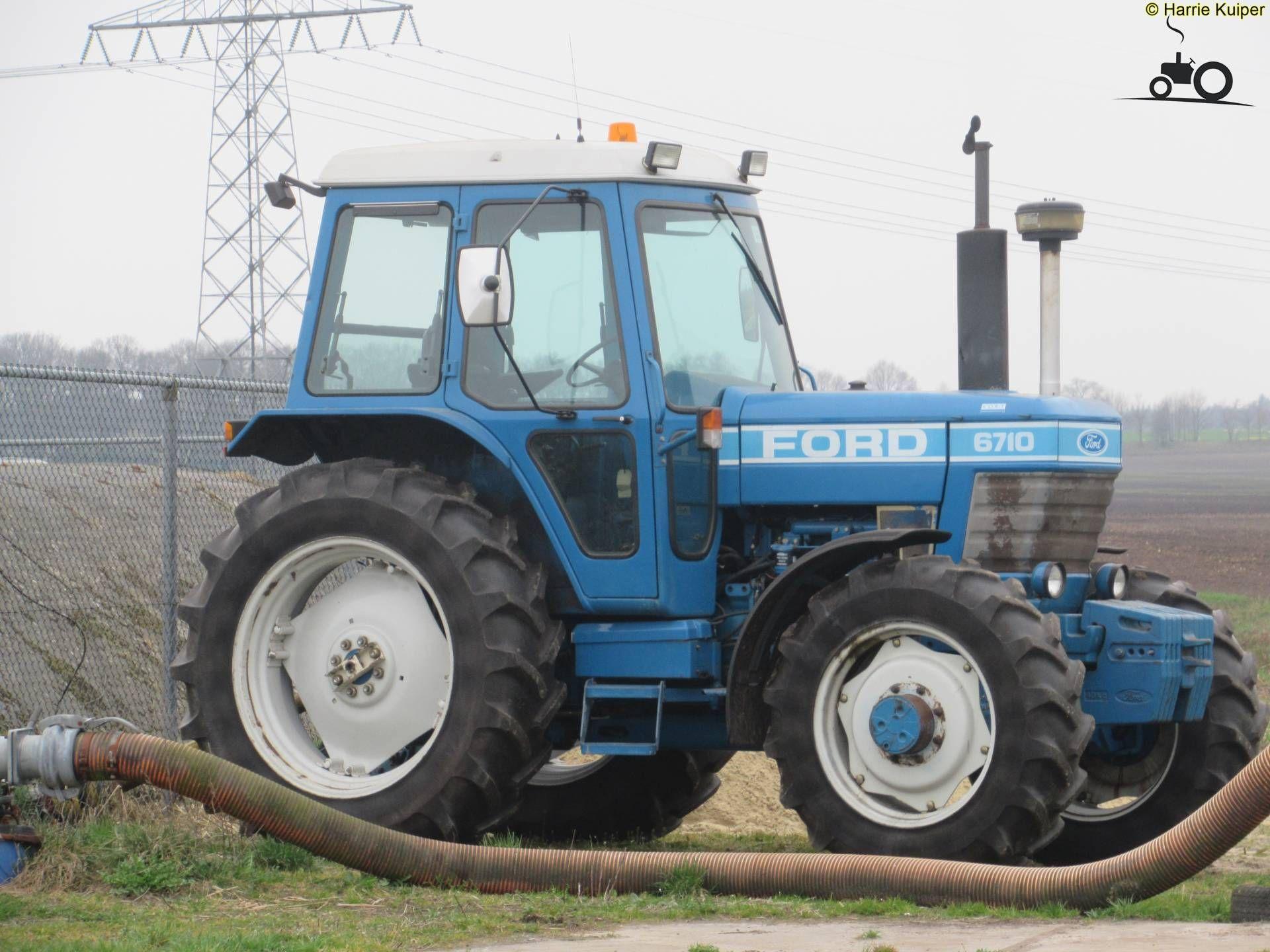 Foto Van Een Ford 6710 Geplaatst Door Oldtimergek Op 10 04 2018 Om 7740 Tractor Wiring Harness Kits