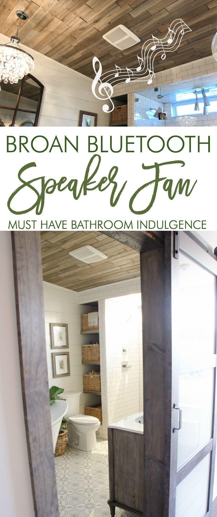 broan sensonic bath fan must have bathroom indulgence bathrooms rh pinterest dk
