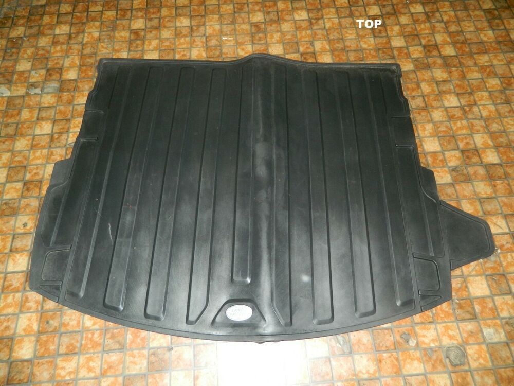 Land Rover Discovery Sport Rear Boot Rubber Mat Vicpl150002 All Weather Cargo Ebay In 2020 Land Rover Discovery Sport Land Rover Discovery Land Rover