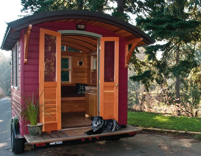 Don Vardo Micro House By Pad Tiny House Design House