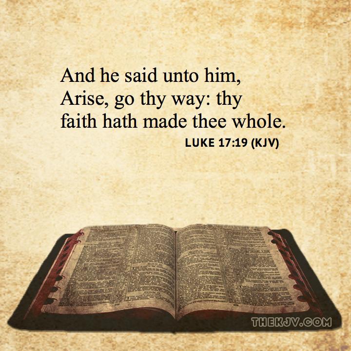 Gospel According to Luke - LordJesus.com. Matthew VersesKing ...