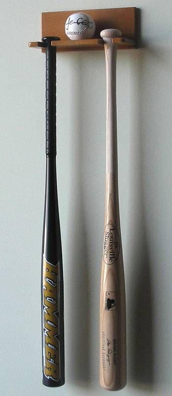display cases baseball bat bats u0026 ball rack