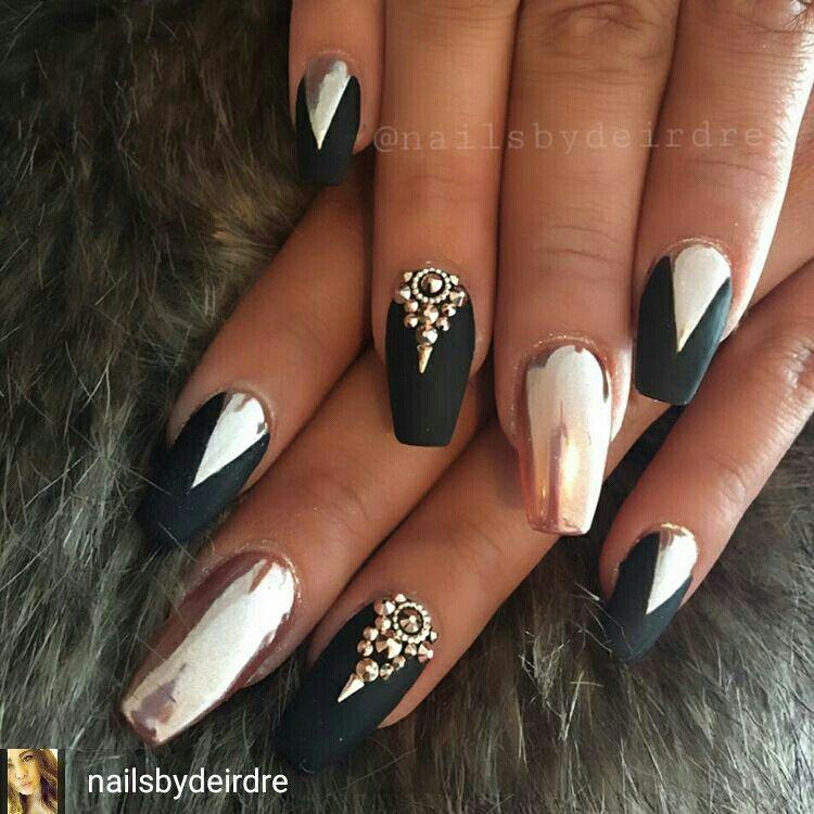 Pin de Whitney W en Nails Nails Nails | Pinterest | Diseños de uñas
