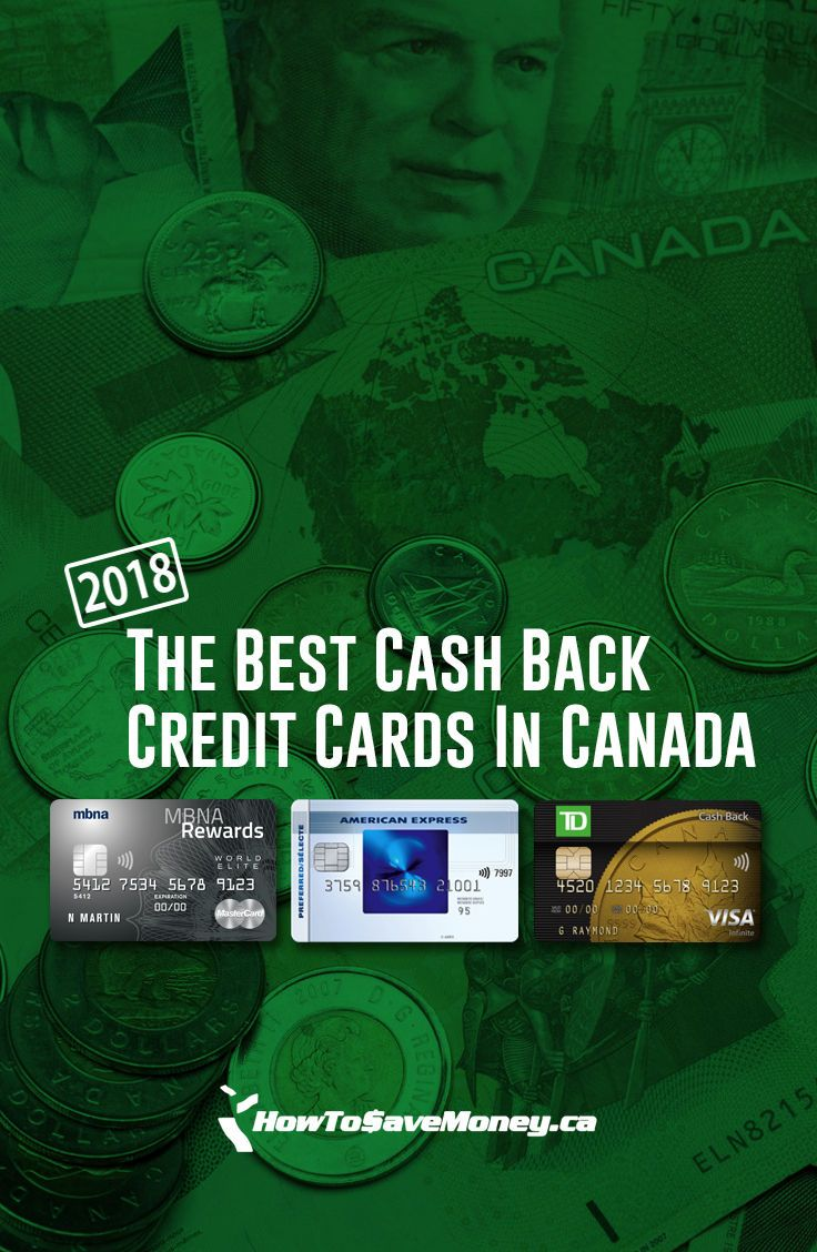 Best cash back credit cards in canada 2019 best travel