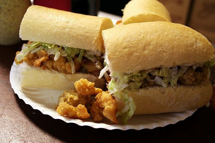going to new orleans be sure to get a shrimp po boy from domilise s rh pinterest com