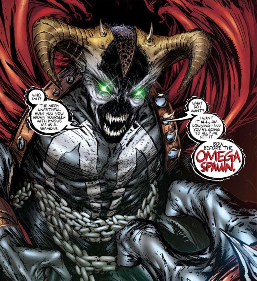 Omega Spawn VS Galactus - Battles - Comic Vine | Comic Stuff | Pinterest