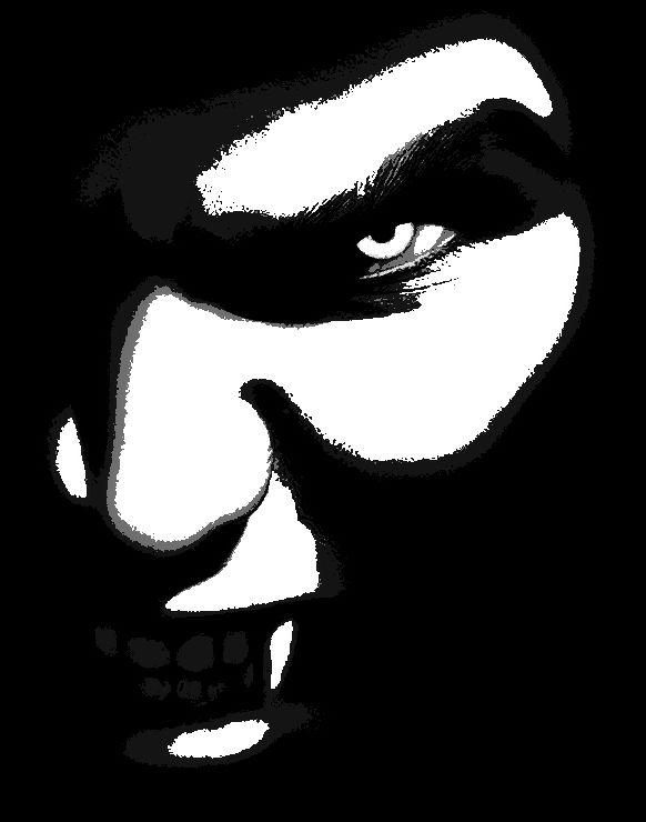 Vampire stencil google search printables pinterest