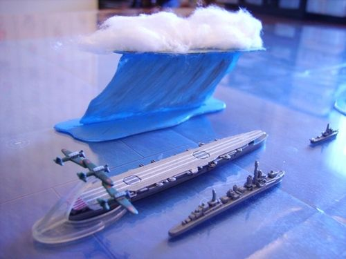 Axis & Allies Naval Miniatures: War at Sea | Image