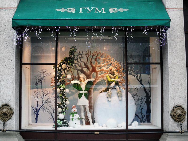 Картинки витрины магазинов красивые