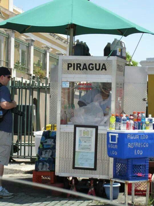 I love Piraguas