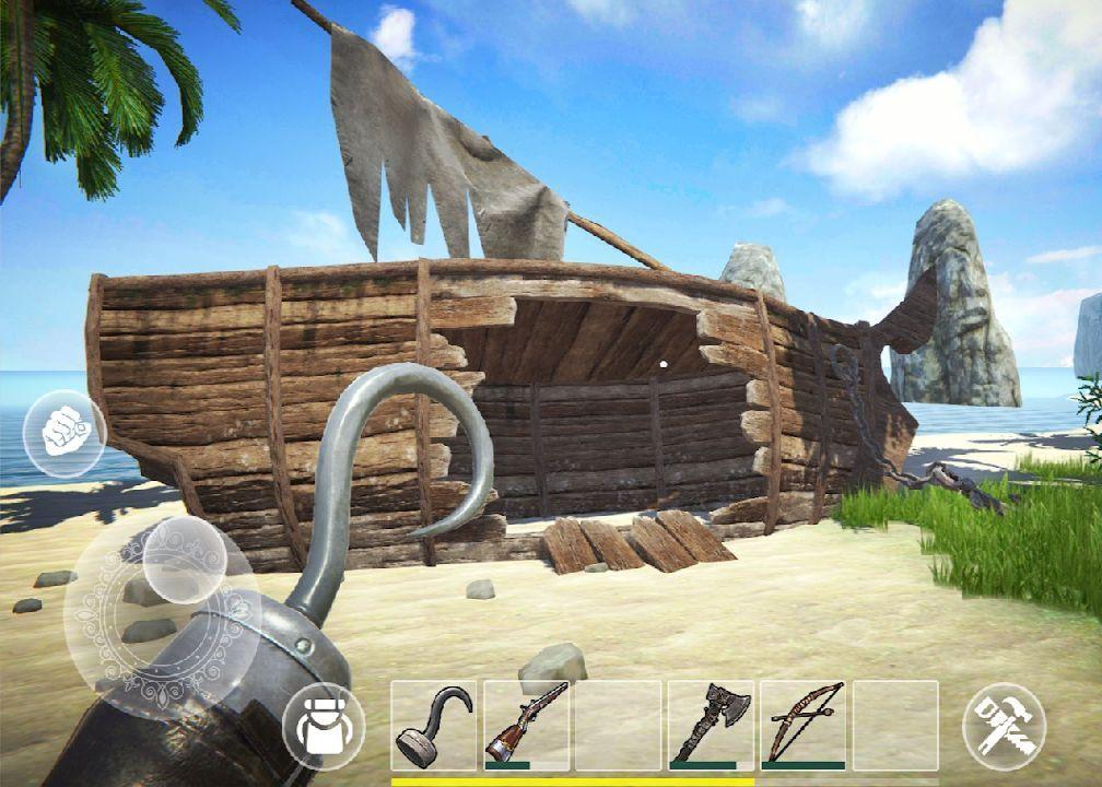 Last Pirate Island Survival Vip Mod Download Apk Island