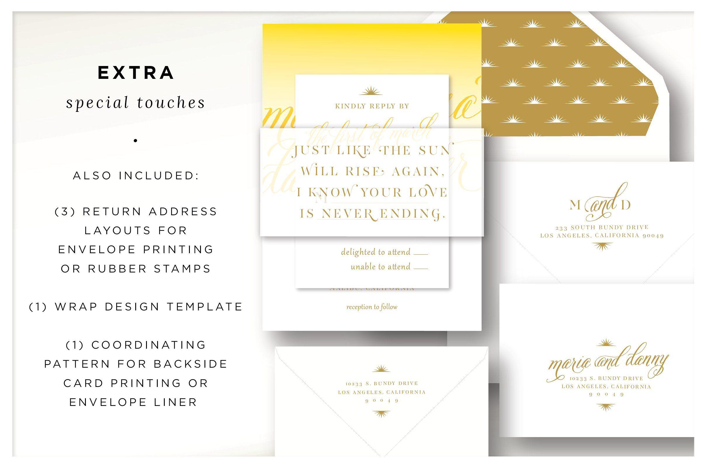 Surya Wedding Invitations Diy Printable Wedding Invitations Wedding Invitations Fun Wedding Invitations