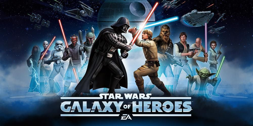 Commuter Gamer: 'Star Wars: Galaxy of Heroes' Gets Major Update - http://geekdad.com/2016/04/star-wars-galaxy-of-heroes-update/?utm_campaign=coschedule&utm_source=pinterest&utm_medium=GeekMom&utm_content=Commuter%20Gamer%3A%20%27Star%20Wars%3A%20Galaxy%20of%20Heroes%27%20Gets%20Major%20Update