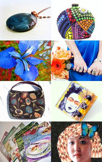 Autumn Brights by Som on Etsy--Pinned with TreasuryPin.com