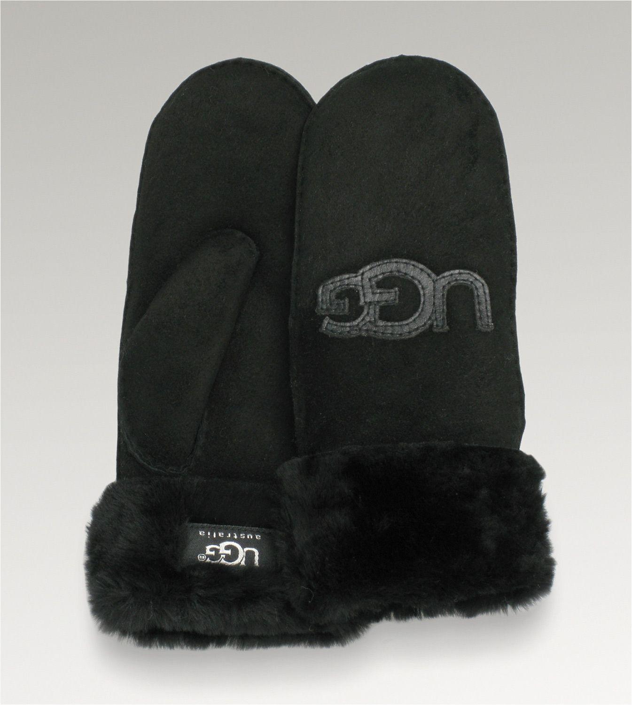5a76d0d58e8 UGG® Mittens   Gift Ideas   Uggs, Black uggs, Ugg boots cheap