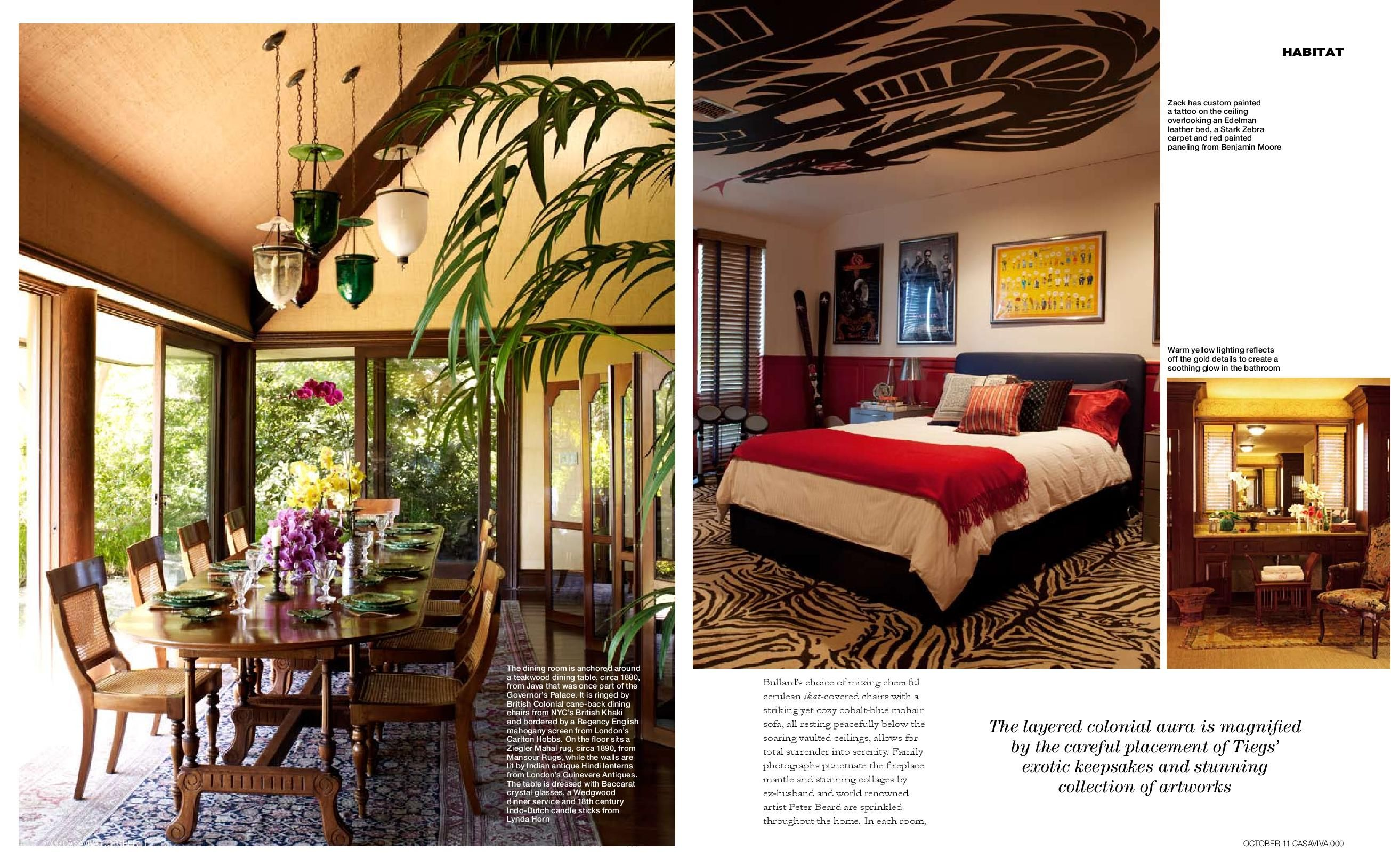 Cheryl Tiegs Bali inspired sanctuary by Martyn Lawrence-Bullarnd's on cool architecture design, 1890s interior design, 1920s home interior design, bathroom design, 1920 home decor and design, old cypress kitchens by design,