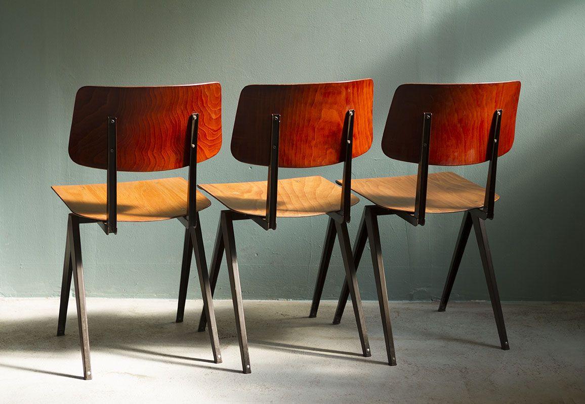 Atelier 154 - Photo Alexandra Dreyfus   Mobilier hollandais 50\' 60 ...