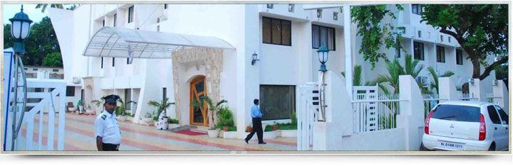 Hotels In Kollam Aqua Serene 4 Star Hotel