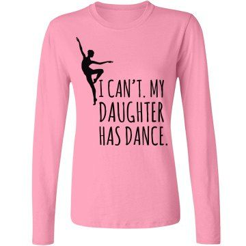 Dance Mom Supporter Top
