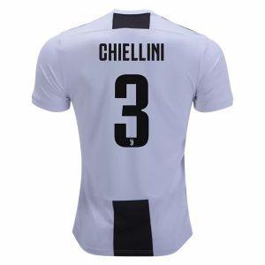 8ef31261f 2018-19 Cheap Jersey Juventus Home Chiellini Replica White Shirt  CFC255