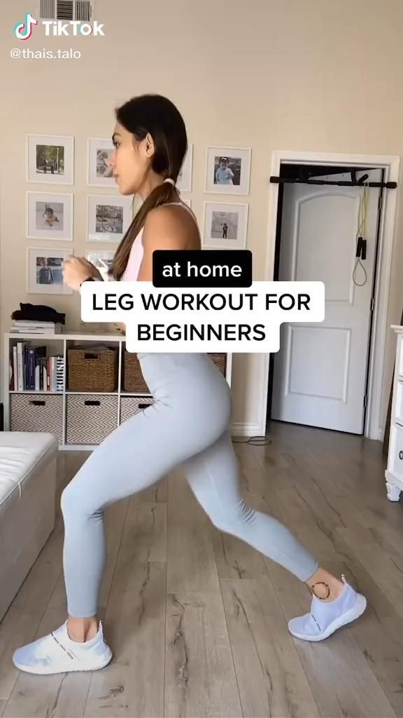 Leg Workout For Beginners -   19 workouts for beginners ideas