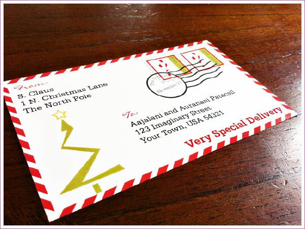 Anyone still without an Elf on the Shelf? Hereu0027s a cute free - free mailing label