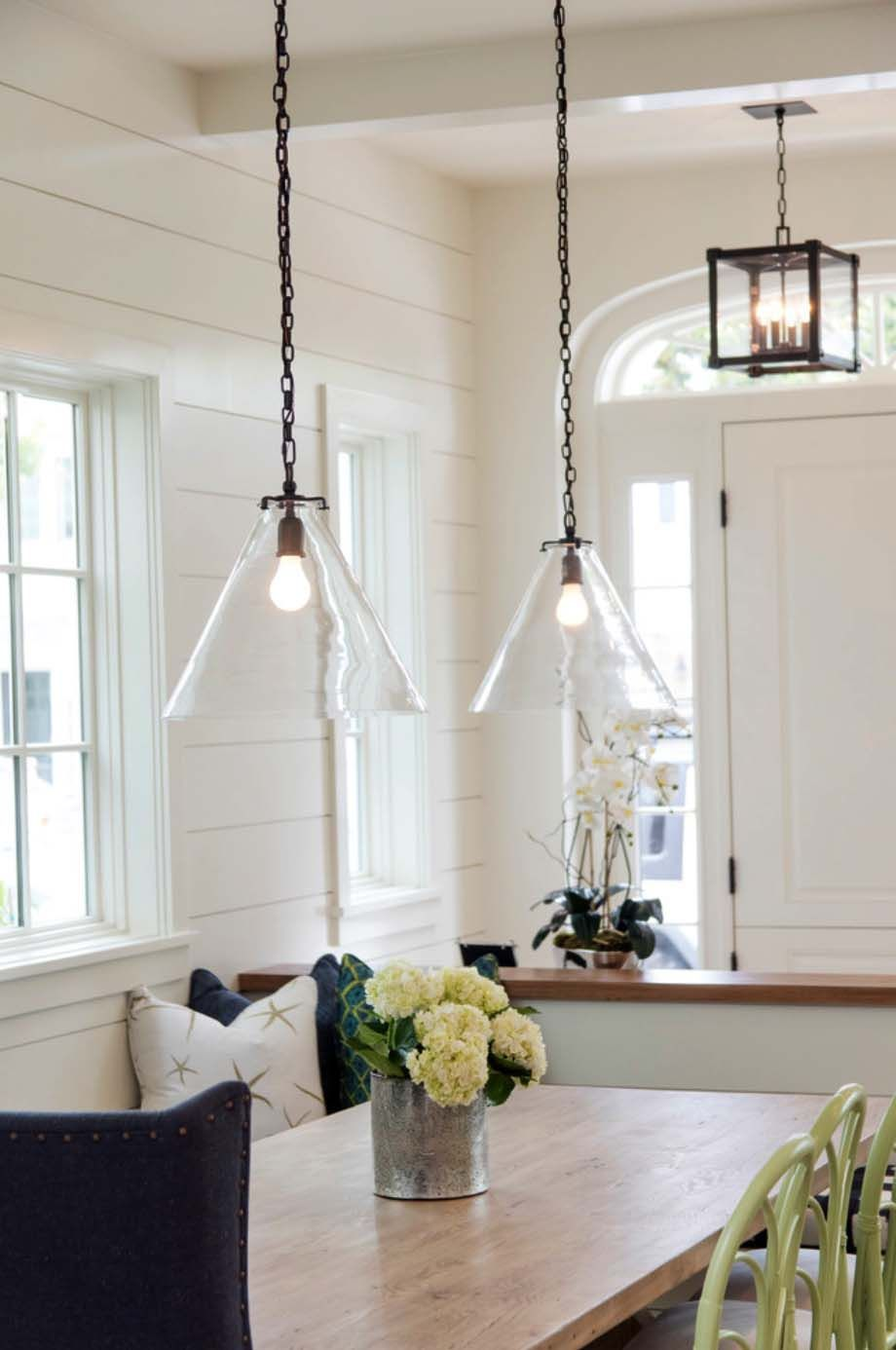 A Hamptons inspired beach style home along