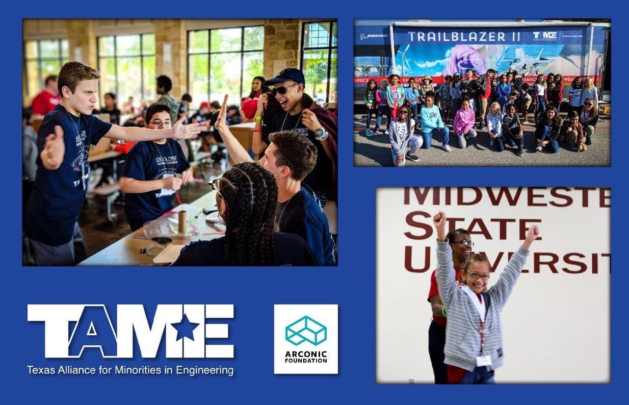 20K from Arconic Foundation Powers Wichita Falls STEM