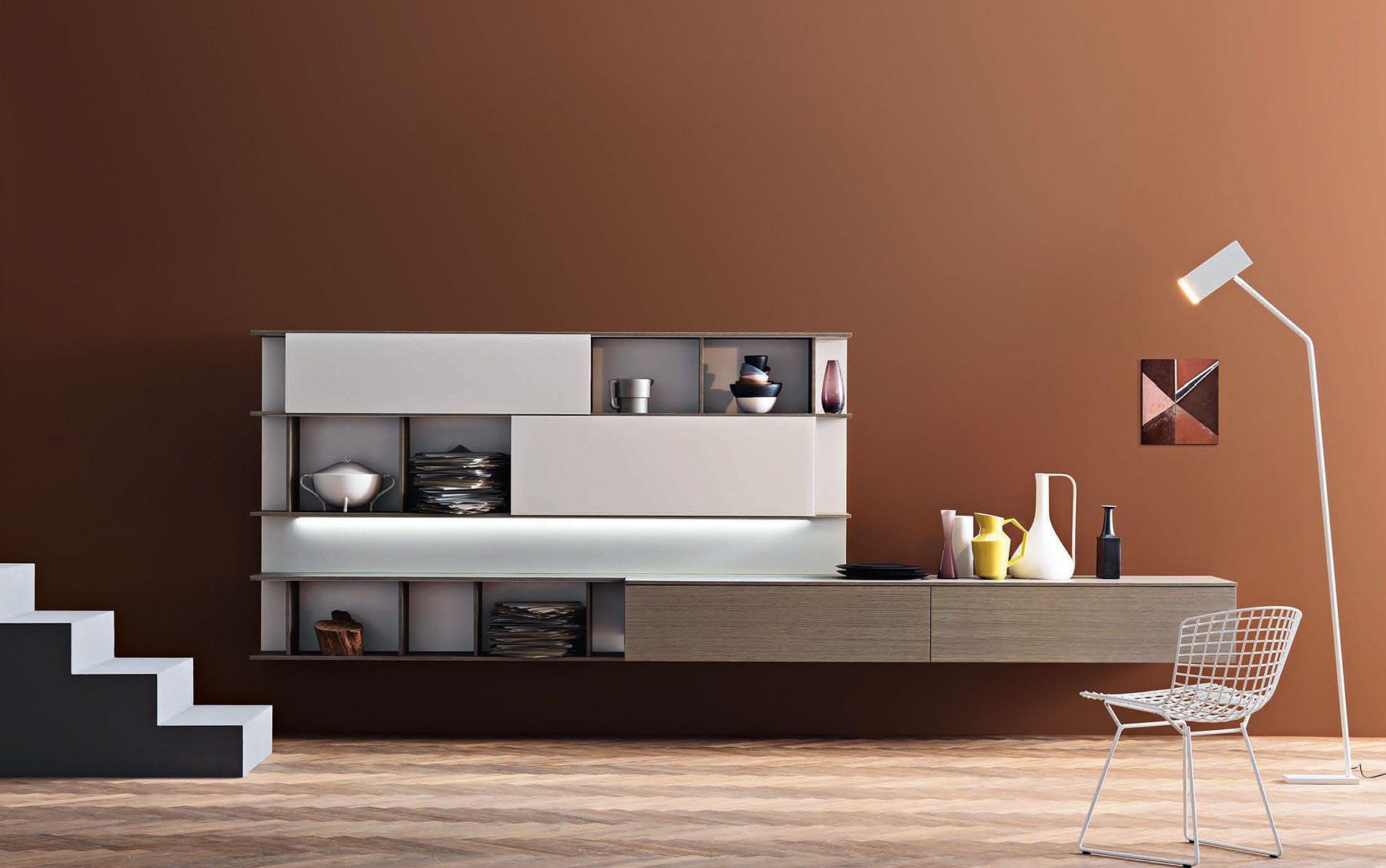 Wohnwand Lampo L2 04   Möbel / Wohnzimmermöbel / Möbel Für Unterhaltung U0026  Medien