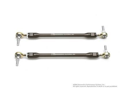 nm engineering adjustable front sway bar end links for r50 r52 f53 rh pinterest com