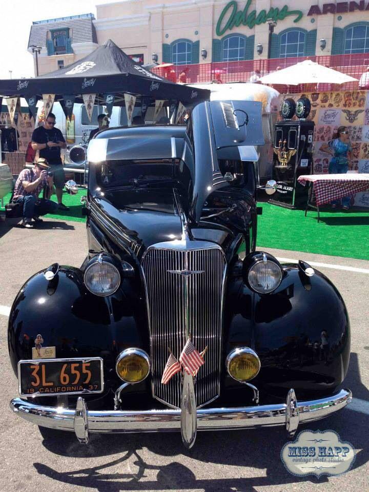 Photo Taken At The Viva Las Vegas Car Show. #VLV17