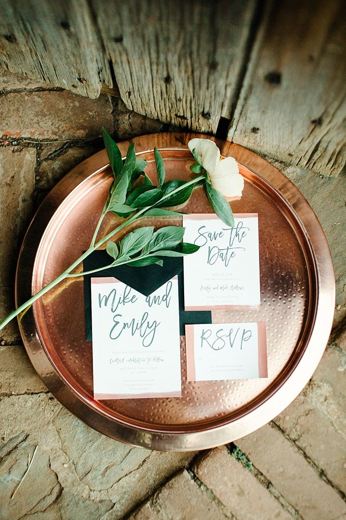 invitations wedding renewal vows ceremony%0A copper garden vow renewal   April Bennett Photography   Glamour  u     Grace