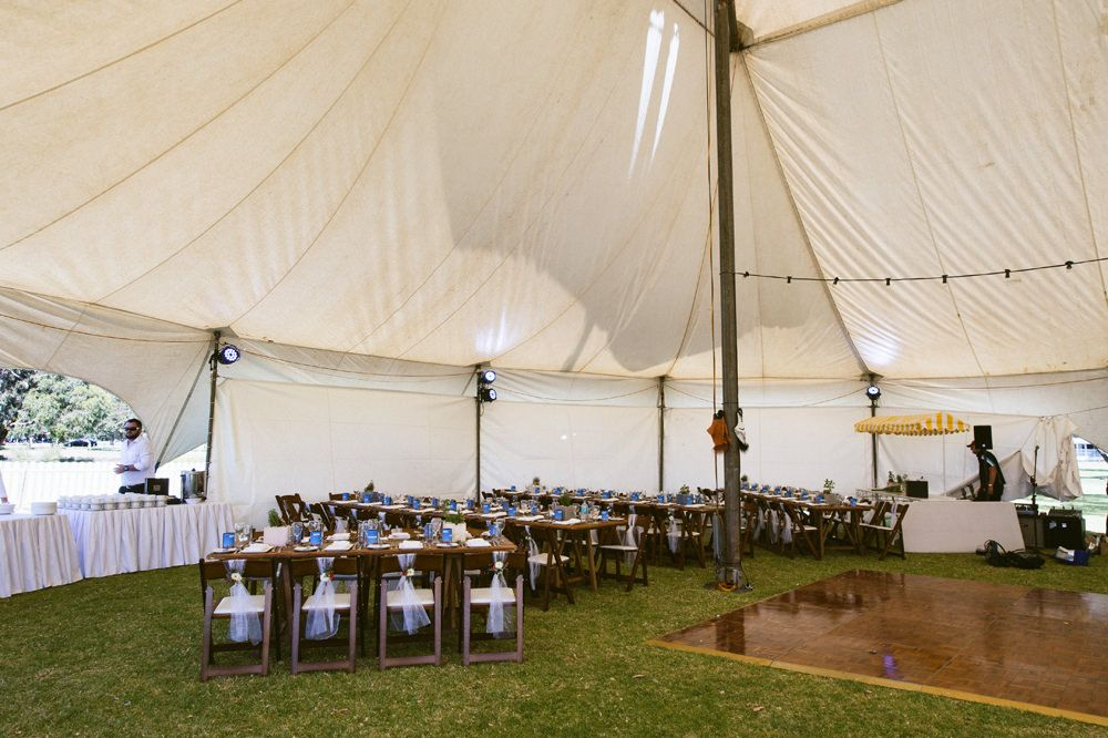 wedding reception furniture hire circus tent wedding wooden tables rh pinterest com
