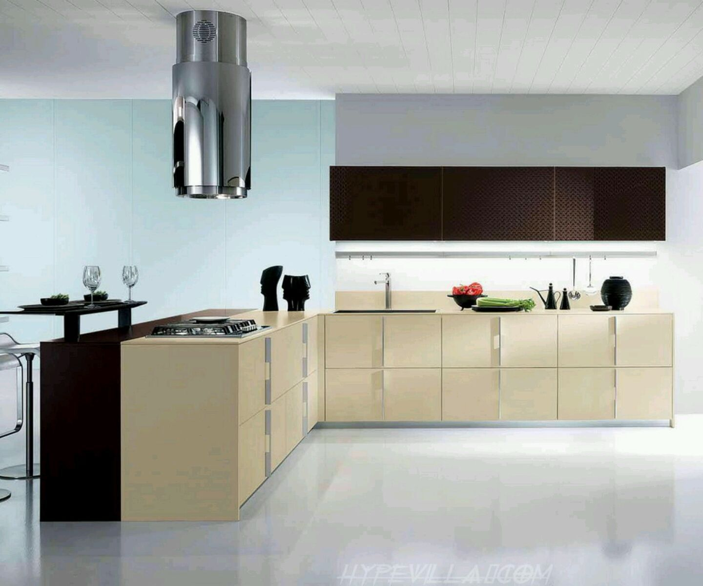 39 Two Tone Kitchen Cabinets Ideas That