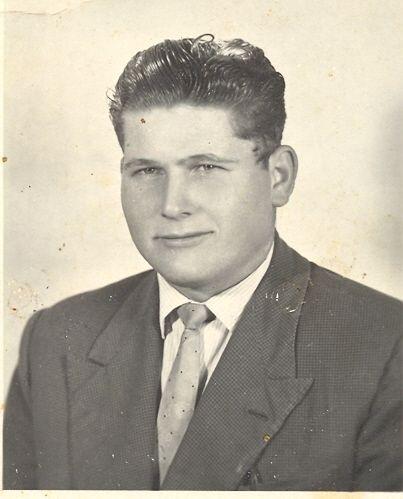Luigi Volpi nel 1960