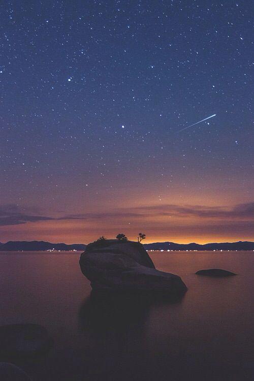 Cielo Stellato Paesaggi Foto Artistiche Sfondi