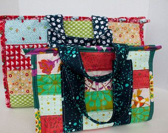 INSTANT DOWNLOAD Handbag sewing pattern PDF by ChrisWDesigns