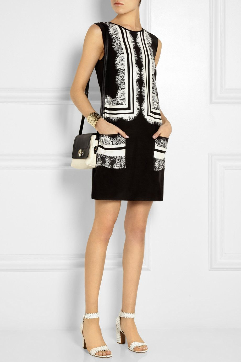 Erdem|Frula printed silk dress|NET-A-PORTER.COM