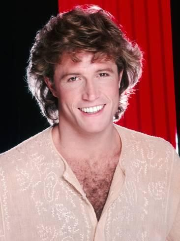 Andy Gibb | Famous | Andy gibb, Robin, Music