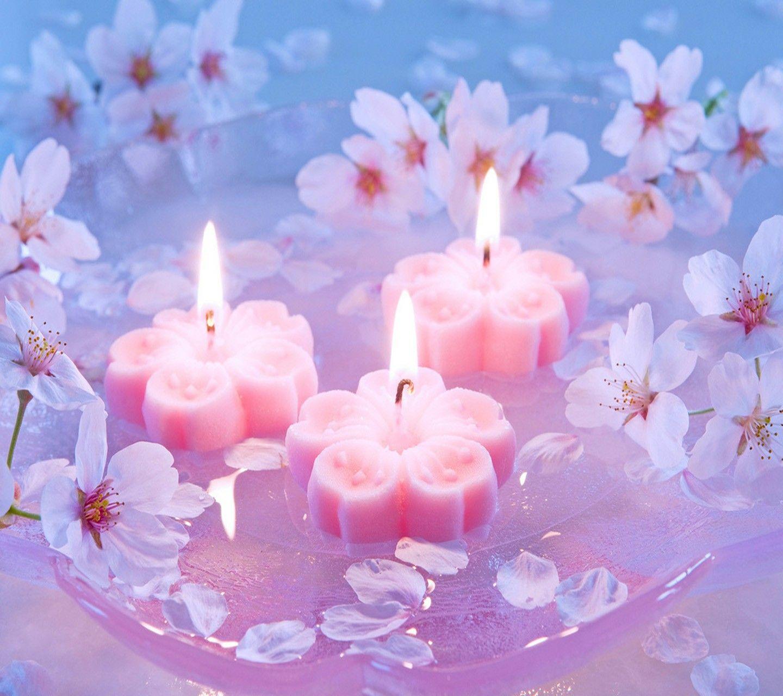 Pin Von Dana Krone Auf Bilder Schone Kerzen Rosa Kerzen