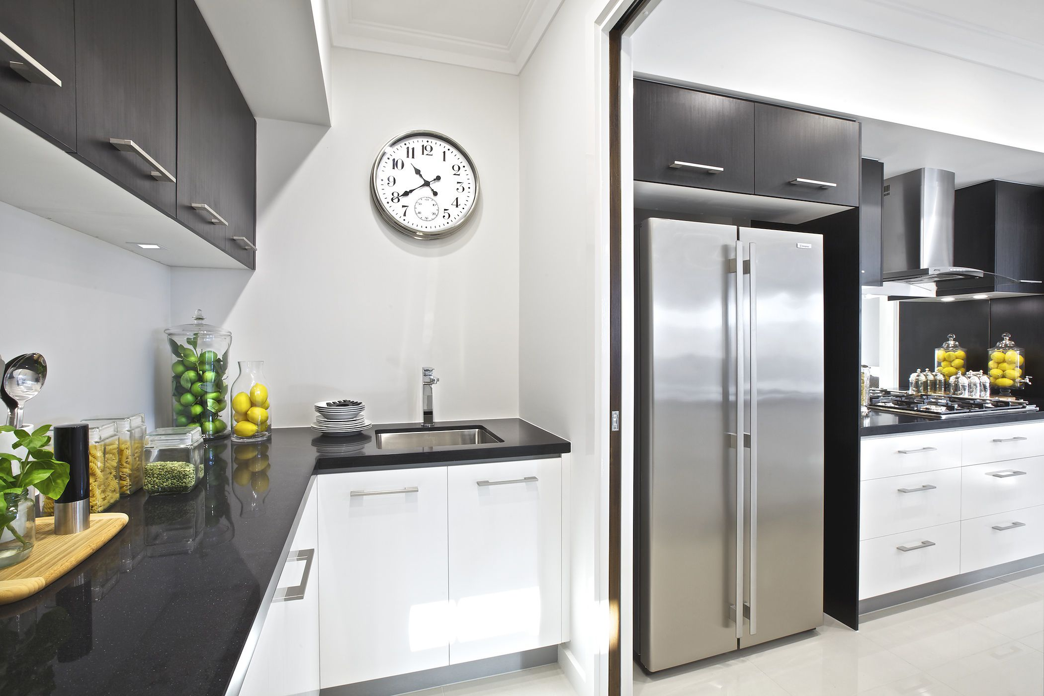 Clarendon Homes\' Crestmead 46 - Butler\'s Pantry | Clarendon homes ...
