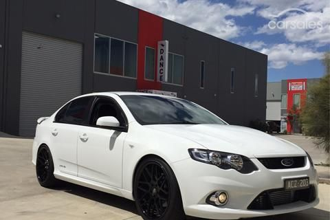2012 Ford Falcon Xr6 Turbo Fg Mkii Cars For Sale In Vic Carsales