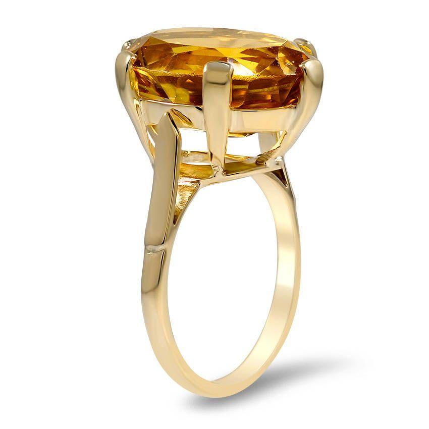 Citrine Cocktail Ring...Brilliant Earth