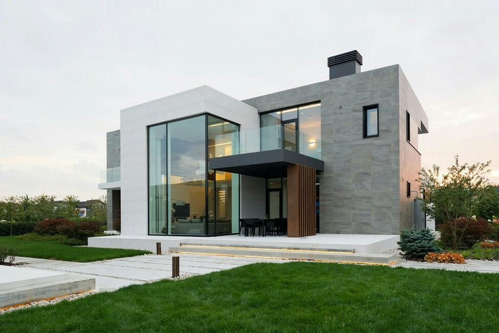 Contemporary Houses Modern Houses Luxury Houses Dream